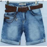 Джинсовые шорты Турецкие Liuzin jeans boyfriend 0306