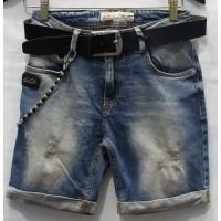 Джинсовые шорты Турецкие Liuzin jeans boyfriend 0307