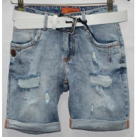 Джинсовые шорты Турецкие Liuzin jeans boyfriend 0308