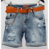 Джинсовые шорты Турецкие Liuzin jeans boyfriend 0309