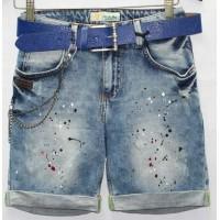 Джинсовые шорты Турецкие Liuzin jeans boyfriend 0311