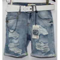 Джинсовые шорты Турецкие Liuzin jeans boyfriend 0311a