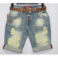 Джинсовые шорты LOLO BLUES jeans boyfriend 113