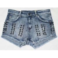 Джинсовые шорты женские No Stop jeans 2182