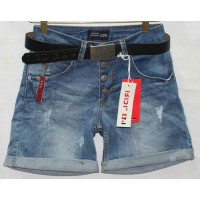 Джинсовые шорты Red blue jeans boyfriend 7000