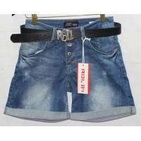 Джинсовые шорты Red blue jeans boyfriend 7001