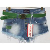Джинсовые шорты Red blue jeans 7006