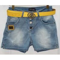 Джинсовые шорты Red blue jeans boyfriend 7007
