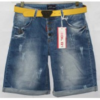 Джинсовые шорты Red blue jeans boyfriend 8002