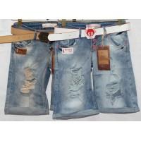 Джинсовые шорты Red blue jeans boyfriend 9159