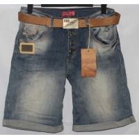 Джинсовые шорты Red blue jeans boyfriend 9193a