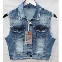 Джинсовые болеро Crackpot jeans 6240